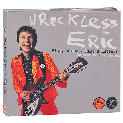 Wreckless Eric.  Hits, Misses, Rags& Tatters (2 CD)