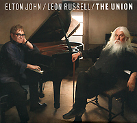Элтон Джон,Леон Рассел Elton John, Leon Russell. The Union (CD + DVD) wostu 2018 luxury brand 925 sterling silver heart love pendant necklaces for women with aaa zircon jewelry gift for lover cqn025