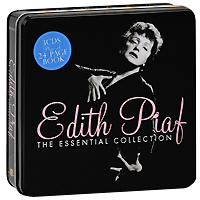 Edith Piaf. The Essential Collection (3 CD)