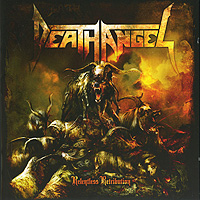 Death Angel Death Angel. Relentless Retribution rock angel pубашка