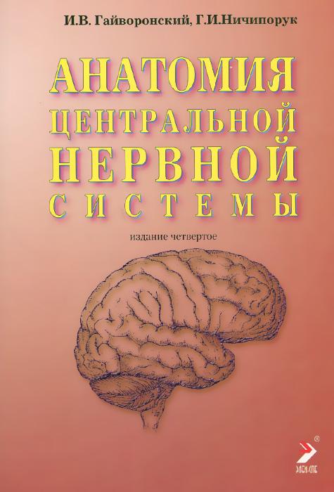 И. В. Гайворонский, Г. И. Ничипорук Анатомия центральной нервной системы. Краткий курс. Учебное пособие шилкин в филимонов в анатомия по пирогову атлас анатомии человека том 1 верхняя конечность нижняя конечность cd