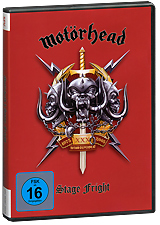 Motorhead: Stage Fright (2 DVD) peter dainty the love of a king stage 2 cd