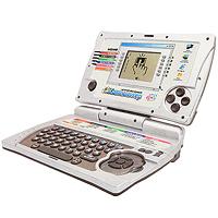 Обучающий компьютер Joy Toy, цвет: серый. 1064593 компьютер в жуковском