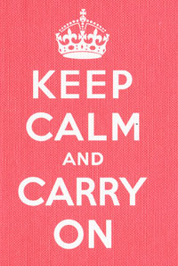 Keep Calm and Carry On комбинезон keep calm onesi j sfsh kshh