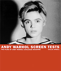 Andy Warhol Screen Tests: The Films of Andy Warhol Catalogue Raisonne andy warhol a a novel