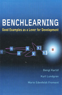 Benchlearning: Good Examples as a Lever for Development global нож универсальный гибкий global small 15 см