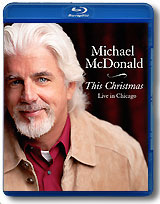Michael McDonald: This Christmas - Live In Chicago (Blu-ray) christmas snowman