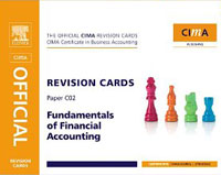 CIMA Revision Cards Fundamentals of Financial Accounting, principles of financial accounting