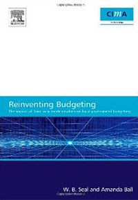 The Impact of Local Government Modernisation Policies on Local Budgeting, impact 185 r