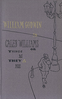 Caleb Williams, or things as they are seeing things as they are