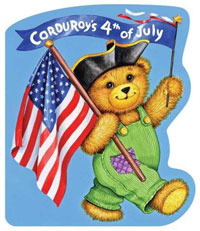 Corduroy's Fourth of July hunter е warriors omen of the stars 1 the fourth apprentice