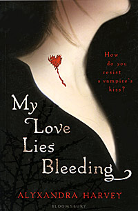 My Love Lies Bleeding the vampire hunters