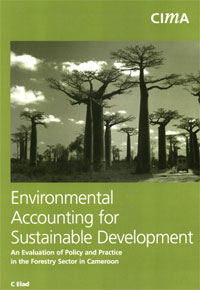 Environmental Accounting for Sustainable Development environmental ethics and sustainable development