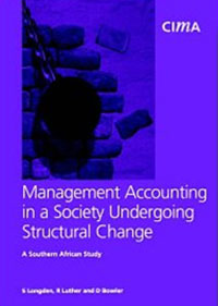 Managment Accounting in a Society Undergoing Structural Change LOC362 managment accounting in a society undergoing structural change loc362