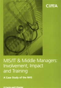 MIS/IT and Middle Managers 程序员代码面试指南:it名企算法与数据结构题目解