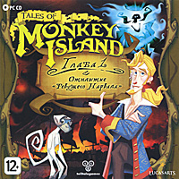 "Tales of Monkey Island: Глава 1. Отплытие ""Ревущего нарвала"", Telltale Games,LucasArts Entertainment"