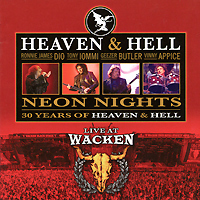 Heaven& Hell.  Neon Nights.  Live At Wacken Armoury Records,Концерн