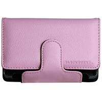 Кожаный чехол со стилусом для приставки DS Lite (цвет розовый)BH-DSL09203Чехолдля приставки DS Lite выполнен из высококачественной искусственной кожи специальной обработки. Он полностью защищает вашу консоль от царапин, трещин и сколов. Чехол закрывается на магнитную застежку, внутри имеется специальный слот для хранения стилуса.