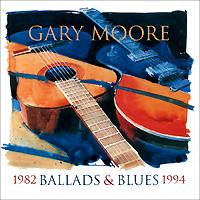 Гэри Мур Gary Moore. Ballads & Blues 1982 - 1994 электрогитара с одним вырезом esp ltd gh 600 gary holt