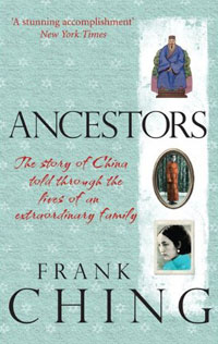 Ancestors: The Story of China Told through the Lives of an Extraordinary Family twister family board game that ties you up in knots