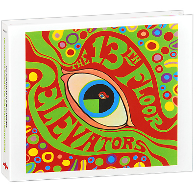 The 13th Floor Elevators.  Psychedelic Sounds Of The 13th Floor Elevators.  Limited Edition (2 CD) Licensemusic.com ApS,Концерн