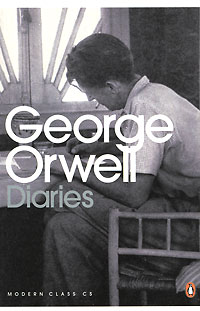 George Orwell. Diaries his last bow