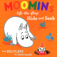 Moomin's Lift-the-flap: Hide and Seek the family way