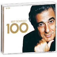 Плачидо Доминго Placido Domingo. Best Domingo 100 (6 CD) bruja oscura