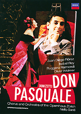 Donizetti: Don Pasquale role of regular