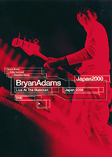 Bryan Adams: Live At The Budokan футболка для беременных printio мишка me to you