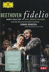 Beethoven, Leonard Bernstein: Fidelio cd blu ray leonard bernstein beethoven fidelio op 72