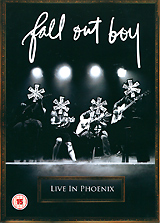 Fall Out Boy **** Live In Phoenix свитер женский billabong dance with me off black
