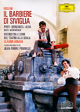 Gioacchino Rossini / Claudio Abbado: Il Barbiere Di Siviglia michele mariotti rossini matilde di shabran neapolitan version 1821 2 dvd