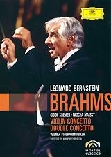 Johannes Brahms, Leonard Bernstein: Violin Concerto - Double Concerto johannes brahms leonard bernstein violin concerto double concerto