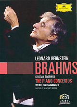 Johannes Brahms, Leonard Bernstein: The Piano Concertos linear phase bernstein filter for equalized the distorted chrominance