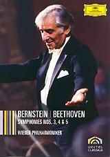 Bernstein / Ludwig Van Beethoven: Symphonies Nos. 3, 4 & 5 herbert von karajan ludwig van beethoven symphonie no 3 eroica