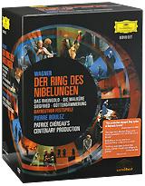 Wagner, Pierre Boulez: Der Ring Des Nibelungen (8 DVD)