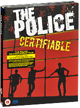 The Police: Certifiable (Blu-ray + 2 CD) celine dion through the eyes of the world blu ray