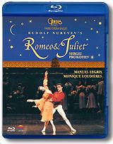 Sergei Prokofiev: Romeo & Juliet (Blu-ray) nadia koval sergei prokofiev