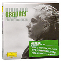 Герберт Караян,Berliner Philharmoniker Berliner Philharmoniker, Herbert Von Karajan. Brahms: The Symphonies (3 CD)