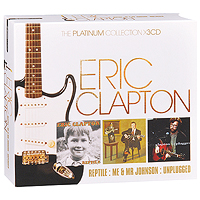 Эрик Клэптон Eric Clapton. The Platinum Collection (3 CD) mum the collection 3 cd