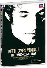 Beethoven, Vladimir Ashkenazy: The Piano Concertos (2 DVD) the golden ring of russia vladimir suzdal