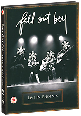 Fall Out Boy **** Live In Phoenix (DVD + CD) pantera pantera reinventing hell the best of pantera cd dvd