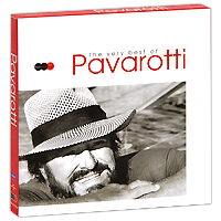 Лучано Паваротти The Very Best Of Pavarotti (2 CD + DVD) sere