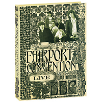Fairport Convention Fairport Convention. Live At The BBC (4 CD) bbc sessions cd