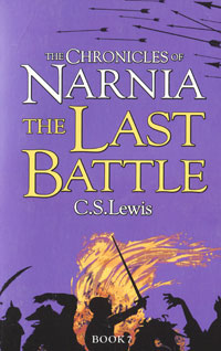 The Chronicles of Narnia: The Last Battle red tide the chronicles of the exile 3