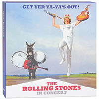 The Rolling Stones,Би Би Кинг,Тина Тернер,Айк Тернер The Rolling Stones. Get Yer Ya-Ya's Out! (3 CD + 3 LP + DVD) sympathy