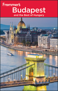 Frommer?s® Budapest and the Best of Hungary insider футболка