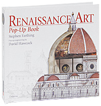 Renaissance Art: Pop-Up Book. Книга-панорама piero della francesca masters of italian art