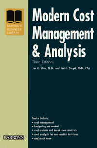 Modern Cost Management and Analysis a decision support tool for library book inventory management